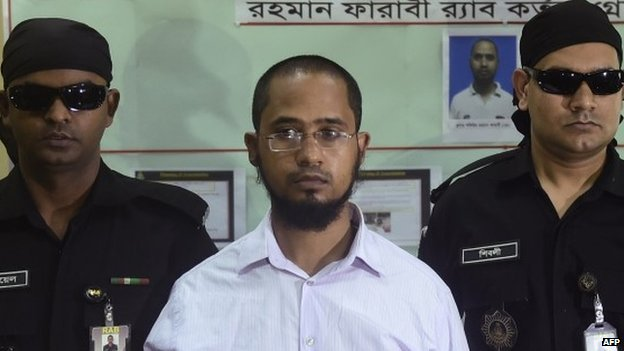 Farabi Shafiur Rahman, threatened clerics and freethinkers alike with death, arrested in connection with murder of Avijit Roy