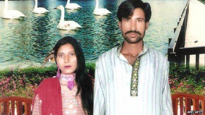 Mesih-pakistan-christian-couple