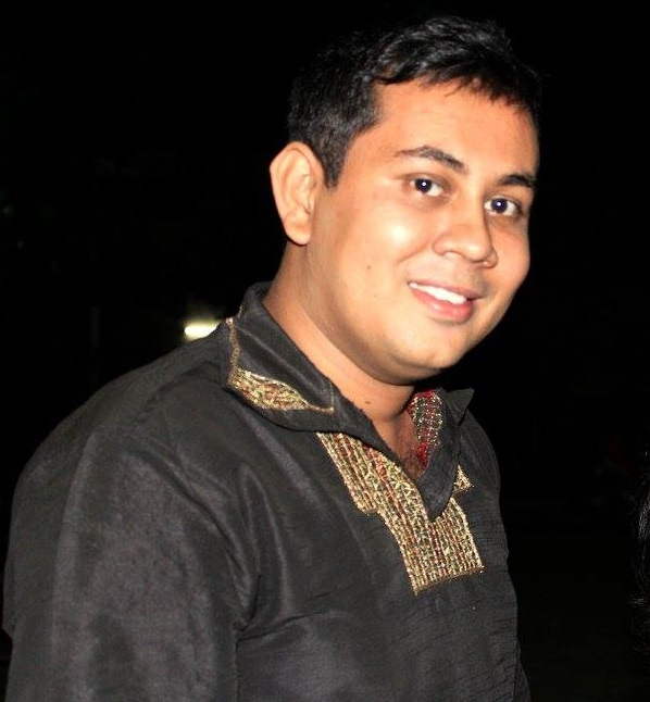 Blogger Niloy Neel, victim of murder