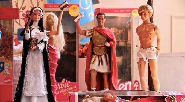 Barbie-Ken-blasphemy
